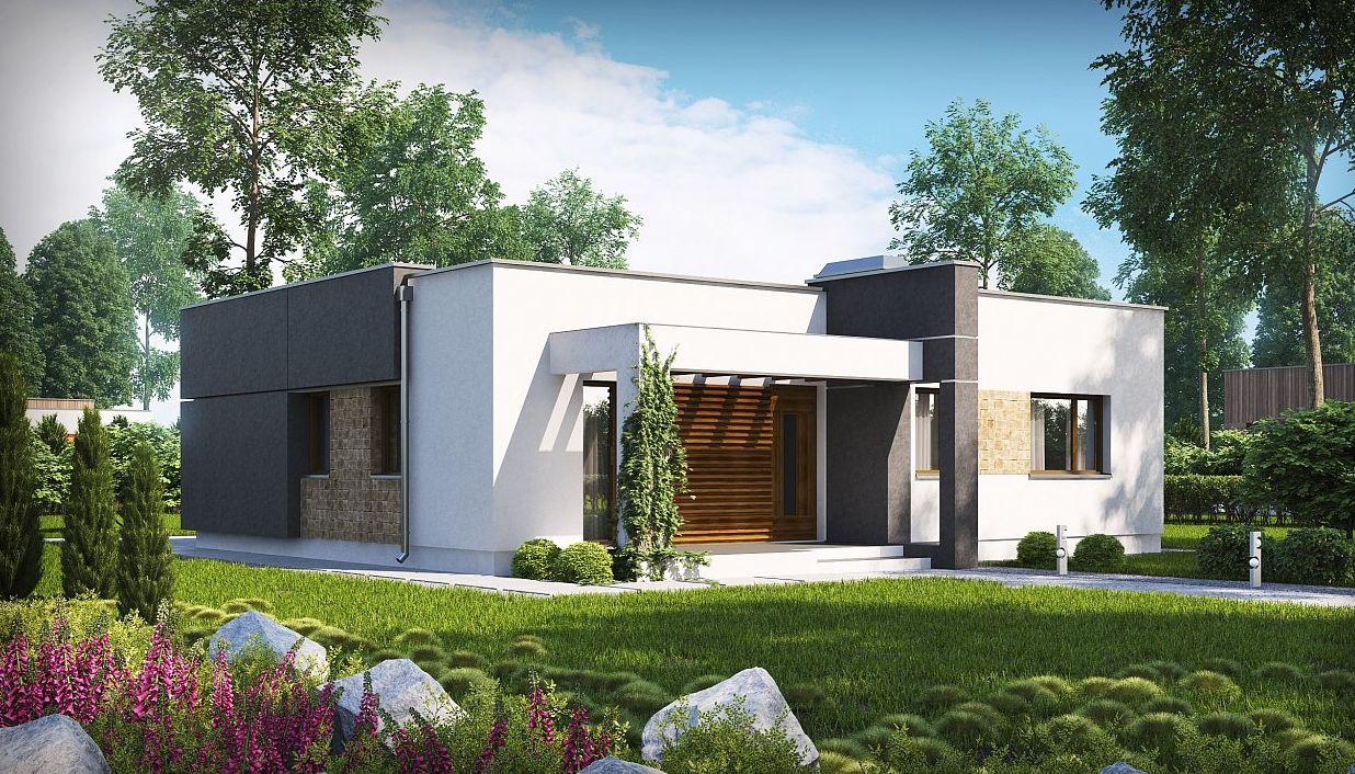 4 новых проекта – дома с участком по цене 3х комнатной