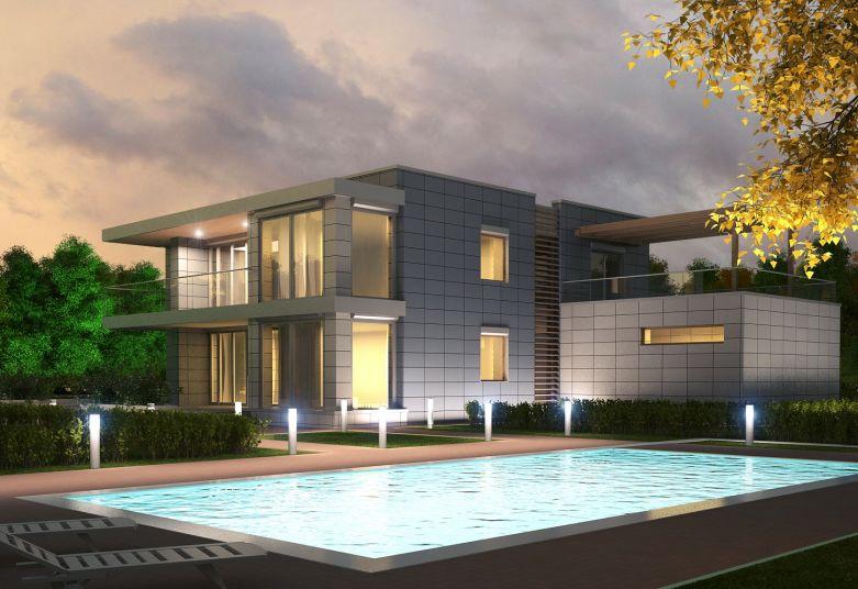 Проект Берн 585 м²