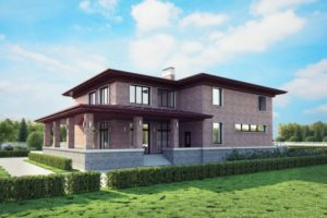 Проект Дублин 466,7 м²