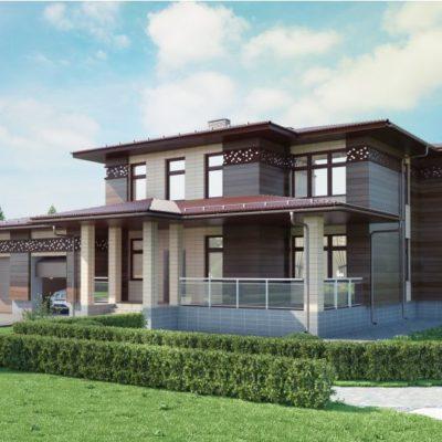 Проект Ливерпуль 493,7 м²