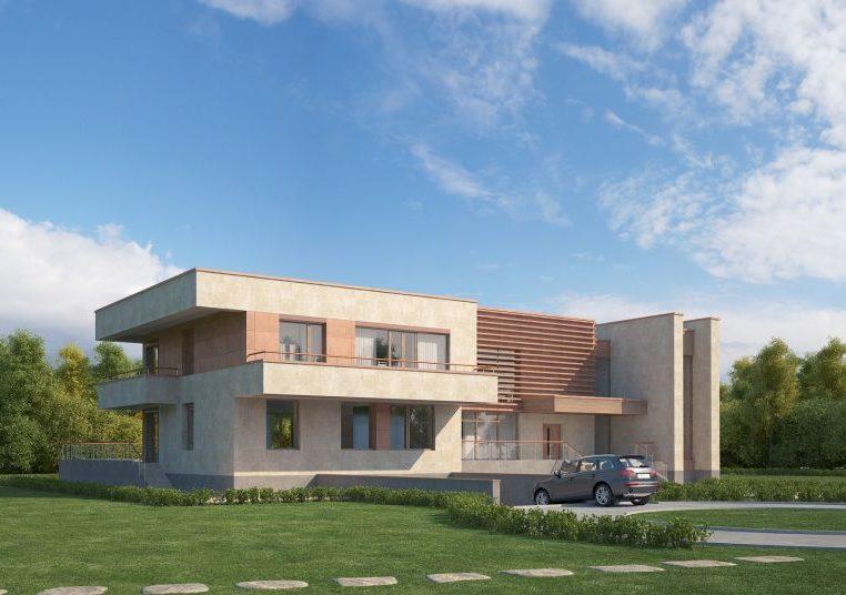 Проект Мюнхен 1270,87 м²
