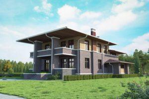 Проект Палермо 296,3 м²